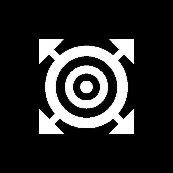 Scaling Impact Icon